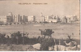 Afrique - Egypte - Heliopolis - Aîn-ech-Chams - Panoramic View - Egypte