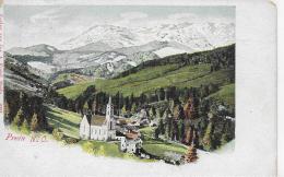 AK 0002  Prein An Der Rax - Verlag Engel Ca. Um 1900 - Raxgebiet