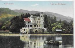 AK 0002  Schloss Sekirn Am Wörthersee - Verlag Leon Sen. Um 1909 - Klagenfurt