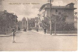 Afrique - Egypte - Heliopolis - Aîn-ech-Chams - A Street Heliopolis - Egypte
