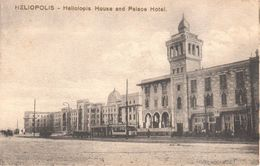 Afrique - Egypte - Heliopolis - Aîn-ech-Chams - Heliopolis House And Palace Hotel - Egypte