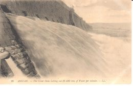 Afrique - Egypte - Assuan - The Great Dam Letting - Assouan