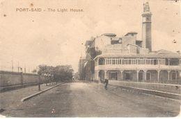 Afrique - Egypte - Port-Said - The Light House - Port-Saïd