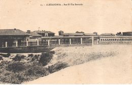 Afrique - Egypte - Alexandria - Ras-El-Tin Barracks - Alexandrie