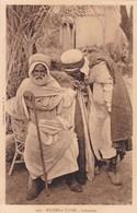 SCENES ET TYPES. SALAMALEK. COLLECTION IDEALE PS . CIRCA 1920's. - BLEUP - Afrika