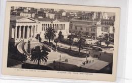 ATHENES LES TROIS INSTITUTIONS . CIRCA 1920's. - BLEUP - Griekenland