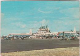 Royaume  Uni : JERSEY  Airport , Aéroport , Avion  , Timbre - Jersey