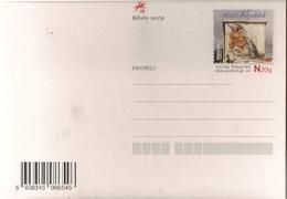 Portugal ** & Postal  Stationery, Agitágueda, Visit Agueda 2018 (7665) - Entiers Postaux