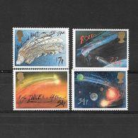 Gran Bretagna 1986  Cometa Di Halley  Serie Completa Nuova/MNH** - 1952-.... (Elisabetta II)