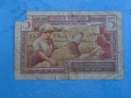 LOT DE 24 BILLETS ANCIENS ETRANGERS ET FRANCAIS - Monete & Banconote
