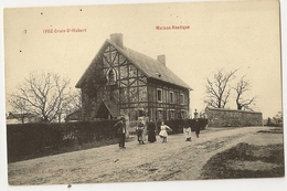6 - Ivoz- Croix-St-Hubert - Maison Rustique - Flémalle