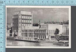 Paris  -  Carte Photo,Exposition Internationale De 1937 Pavillon De L'Italie -  Postcard Carte Postale - Expositions