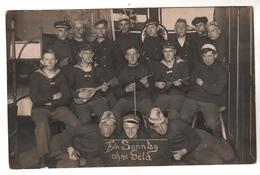 Nr.+  996,  FOTO-AK, WK I,  Kriegsmarine - War 1914-18