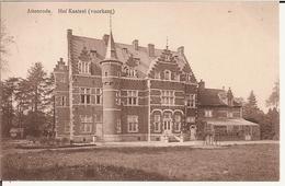 Attenrode - Het Kasteel (voorkant) 19.. - Glabbeek-Zuurbemde