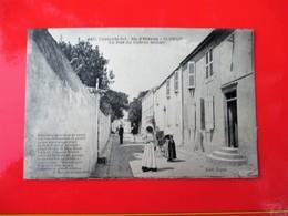 ILE D' OLERON - SAINT DENIS - La Rue Du Cadran Solaire - Ile D'Oléron