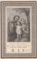 Maria Barbara Vanginhoven-rethy-1881 - Images Religieuses