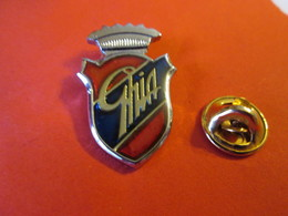 PIN'S       LOGO    GHIA - Badges