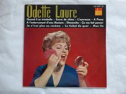 25 CM ODETTE LAURE  LABEL ODEON OS 1277 - Rock