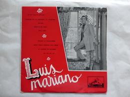 25 CM LUIS MARIANO  PATHE FDLP 1012  VIOLETTES IMPERIALES - Rock