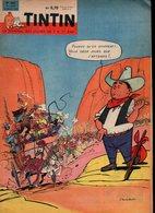 Tintin N°663 Au Temps De La Guerre De Secession - La Pirogue à Balancier - Une école Sous La Mer De 1961 - Tintin
