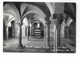 S.BARONTO - LA CHIESA - CRIPTA ROMANA -  VIAGGIATA FG - Pistoia
