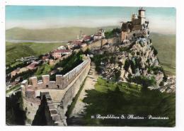 REPUBBLICA SAN MARINO - PANORAMA - NV FG - San Marino