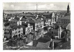 CHIOGGIA - CANAL VENA  - VIAGGIATA FG - Chioggia