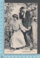 CPA Fantaisie  Couple Amoureux, Femme Homme, Entre Amants Nulle Peine  -  Postcard Carte Postale - Femmes