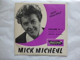 25 CM MICK MICHEYL  PACIFIC LDP B 16  UN GAMIN DE PARIS - Rock