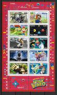 France 2005 Bloc Feuillet N° 91 Neuf Jeux Vidéo à La Faciale - Blocs & Feuillets