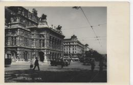 AK 0002  Wien - Oper Um 1940-50 - Wien Mitte