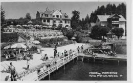 AK 0002  Velden Am Wörthersee - Hotel Mösslacher ( Strandbad ) / Verlag Stelzer Um 1950 - Velden