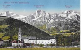 AK 0002  Admont Mit Den Hallermauern - Verlag Knollmüller Um 1922 - Admont
