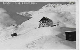 AK 0003  Berghotel Hoch-Sölden Um 1930 - Sölden