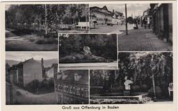 E059 GRUB AUS OFFENBURG IN BADEN - Rues Et Parcs - ORTENAU - Multivues - Offenburg