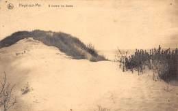 HEYST-sur-MER - A Travers Les Dunes - Heist