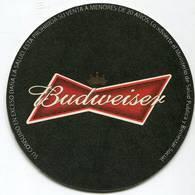 Lote Pa34, Paraguay, Posavaso, Coaster, Budweiser, Negra, Redonda - Portavasos