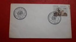Le Paraguay Enveloppe Espamer Commémoratif 91 - Paraguay