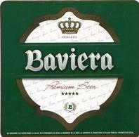 Lote Pa21, Paraguay, Posavaso, Coaster, Baviera, Verde - Portavasos