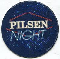 Lote Pa5, Paraguay, Posavaso, Coaster, Pilsen, Night - Beer Mats