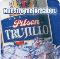 Lote P108, Peru, Posavaso, Coaster, Trujillo, Nuestro Mejor Sabor, Cuadrada - Portavasos