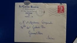HOTEL RESTAURANT LA CHEVRE BLANCHE ROYAN - Factures