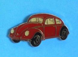 1 PIN'S //   ** COCCINELLE VOLKSWAGEN ** - Volkswagen