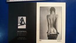 JEUNE FEMME ...NU AUX NATTES ...HERVE LEWIS VERNISSAGE GALERIE D'ART PARIS - Photography