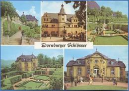 GERMANY / ALLEMAGNE - Dornburger Schlösser Im Saaletal Bei Jena - Jena