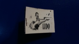 LIDO BOITE ALLUMETTE PUBLICITAIRE - Advertising