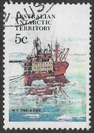 Australian Antarctic Territory SG39 1979 Definitive 5c Good/fine Used [38/31182/6D] - Australian Antarctic Territory (AAT)