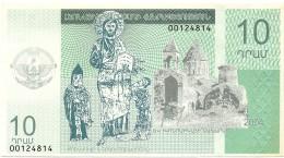 Nagorno Karabakh - 10 DRAM - 2004 - UNC. - Pick ??? - Nagorny Karabach