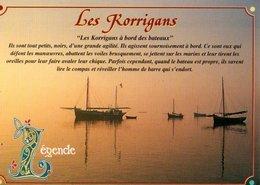 La Legende Des Korrigans   CPM Ou CPSM - Francia