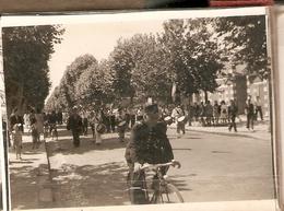 Carnet De 37 Photographies D'Arcachon (33), Fête De La Mer, Pyla, Villa, Fanfare, Torpilleur, Course, Photos De 1945-46 - Lieux